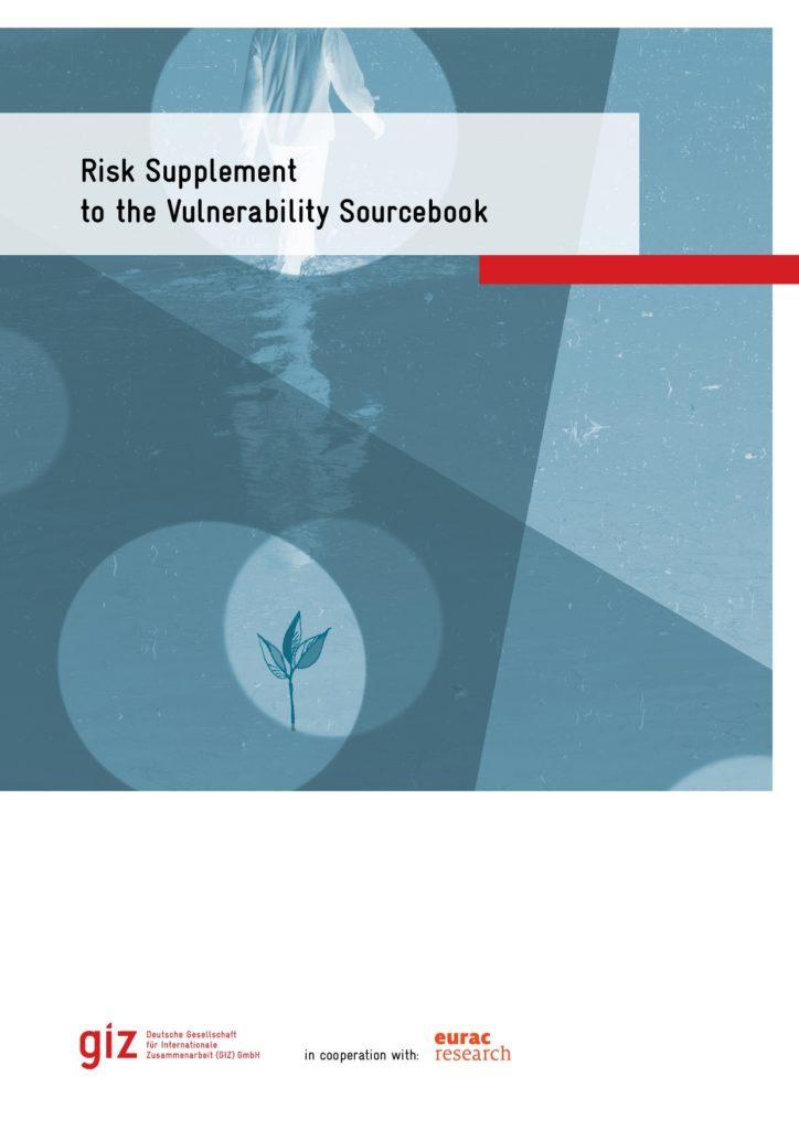 Screenshot Risk Supplement to the Vulnerability sourcebook