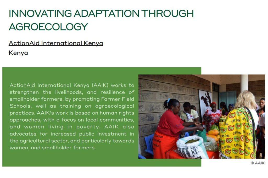Action Aid International Kenya