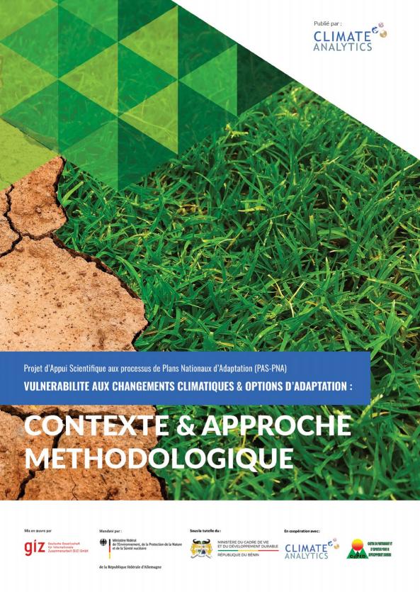 Contexte et approche methodologique Benin