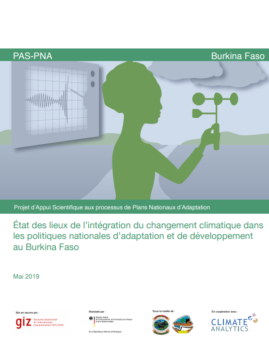 Etat des lieux politiques Burkina Faso